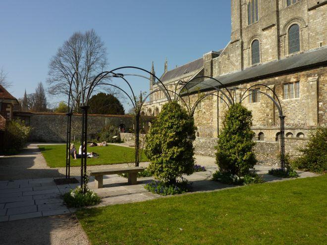 Dean Garnier Garden, Winchester