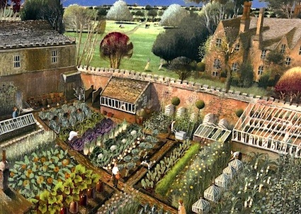 Richard Adams Kitchen Garden